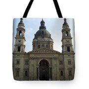 St Stephens Basilica Budapest Tote Bag