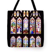 St Thomas The Apostle Church Heptonstall Tote Bag
