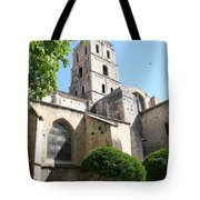 St Trophimus Courtyard Tote Bag