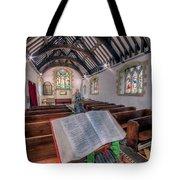 St Tysilios Bible Tote Bag