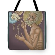 St. Vasily The Holy Fool 246 Tote Bag