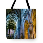 St Vitus Cathedral Tote Bag