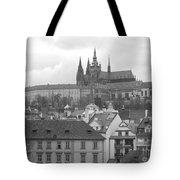 St. Vitus Cathedral Prague Tote Bag