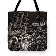 St. Vitus Facade Tote Bag