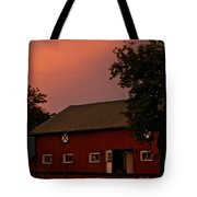 Stable Barn Tote Bag