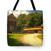 Stable Entrance Tote Bag