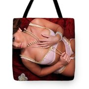 Stacey13 Tote Bag by Yhun Suarez
