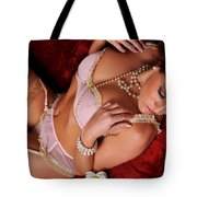 Stacey16 Tote Bag by Yhun Suarez