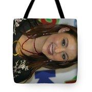 Singer Stacie Orrico Tote Bag