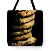 Stack Of Cookies Tote Bag