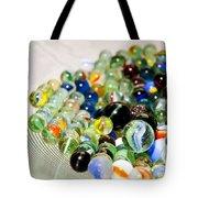 Stack Of Marbles Tote Bag
