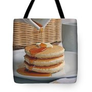Stack Of Pancakes Tote Bag