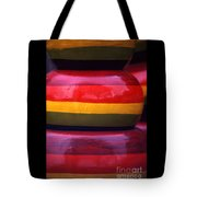 Stacked Colors Tote Bag
