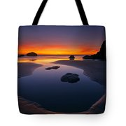 Stacks And Stones Tote Bag by Mike  Dawson