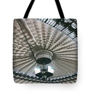 Stadium Ceiling Tote Bag