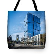 Stadium Place Apartments Tote Bag