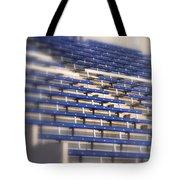 Stadium Stalls Tote Bag