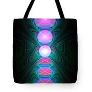 Staff Of Creation Tote Bag