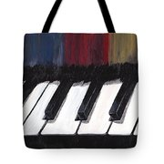Stage Fright  Tote Bag