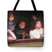 Stage Or Au Theatre Tote Bag