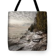 Staggering Shores Tote Bag