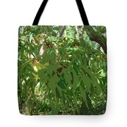 Staghorn Cutout Tote Bag