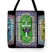 Stained Glass Beauty Tote Bag