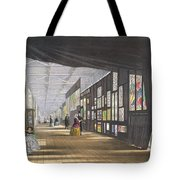 Stained Glass Gallery, From Dickinsons Tote Bag