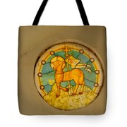 Stained Glass In Colva Tote Bag
