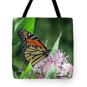 Marvelous Monarch Tote Bag