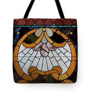 Stained Glass Lc 09 Tote Bag