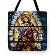 Stained Glass Pc 04 Tote Bag