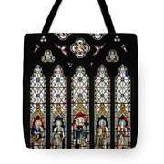 Stained-glass Window 1 Tote Bag