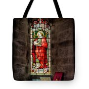 Stained Glass Window 2 Tote Bag