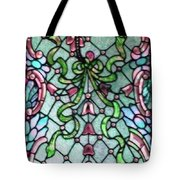 Stained Glass Window -2 Tote Bag
