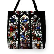 Stained Glass Window I Tote Bag