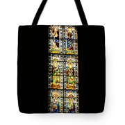 Stained Of Florence Tote Bag