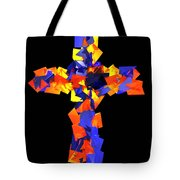 Stained Tries 16 Tote Bag