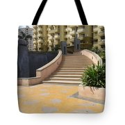Stair Case Tote Bag