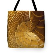 Staircase In Stone Tote Bag