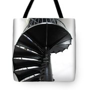 Staircase To Heaven Tote Bag