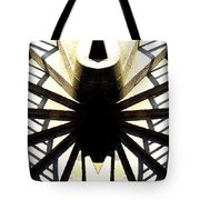Staircase To Nowhere Tote Bag