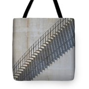 Stairs And Shadows 1 Tote Bag
