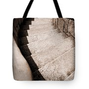 Stairs At Maymont Tote Bag