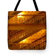 Stairs At The Brown Palace Tote Bag