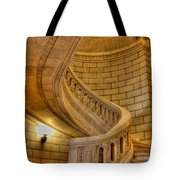 Stairs Of Mythical Proportion Tote Bag