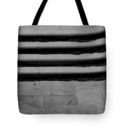 Stairs Right Tote Bag