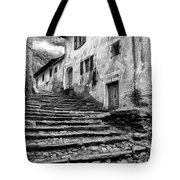 Stairs To Lavertezzo Tote Bag