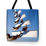 Stairway To Another Dimension Tote Bag