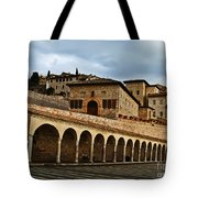 Stairway To Assissi Tote Bag